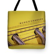 Super Charged Tote Bag