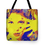Super-girl. Tote Bag