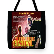 Super Hero Central Tote Bag