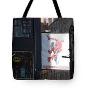 Super Heros Tote Bag