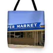 Super Market Tote Bag