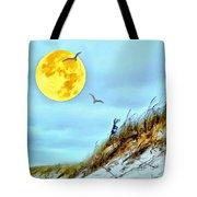 Super Moon 09-27-15 Tote Bag
