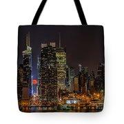 Super Moon Rising Tote Bag by Susan Candelario