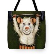 Super Rat Tote Bag