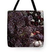 Super Small Grapes Tote Bag