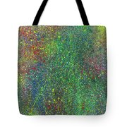 Super Star Clusters Universe #539 Tote Bag
