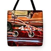 Super Stock Ss 426 IIi Hemi Motor Tote Bag