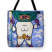 Super Tooth Tote Bag