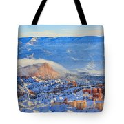Superb View Of Sunset Point, Bryce Canyon National Park Tote Bag