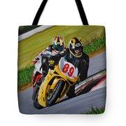 Superbikes Tote Bag