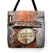 Superheater Tote Bag