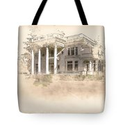 Superintendent's Home Drawing Tote Bag