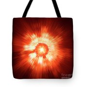 Supernova 2 Tote Bag