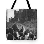 Superstition Mountain 2 Tote Bag