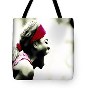 Serena Williams 03c Tote Bag