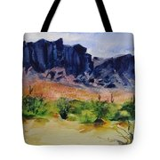 Supperstition Tote Bag
