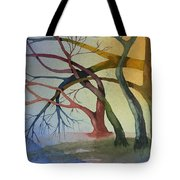 Support And Love Tote Bag