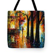 Suppressed Memories Tote Bag