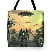 Supreme Commander 2 Tote Bag