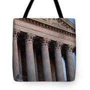 Supreme Court Building Tote Bag