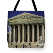 Supreme Court Of The United States Tote Bag