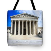 Supreme Court Tote Bag