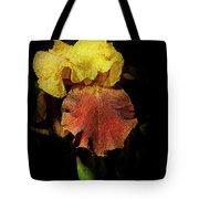 Supreme Sultan Iris  Tote Bag