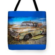 Surf City Here We Come Tote Bag