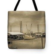 Surf City North Carolina Tote Bag