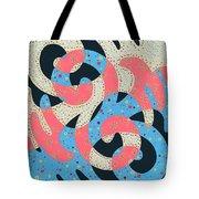 Surf Dance Tote Bag
