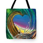Surf Love Clark Little By Luke Tote Bag