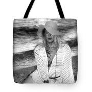 Surf Side Intrigue Tote Bag