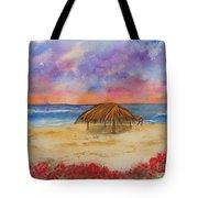 Surf Solitude Tote Bag