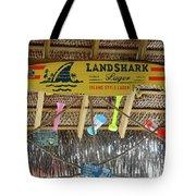 Surf This Tiki Hut Tote Bag