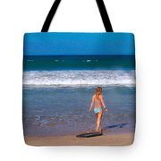 Surf Up Tote Bag