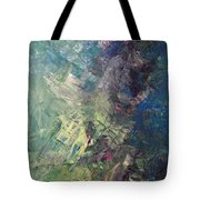 Surface Moon Of Another Venus Tote Bag