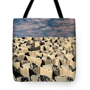 Surface Of Another World Tote Bag