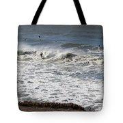 Surfer 53 Tote Bag