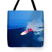 Surfer Glenn Hall - Nbr 1 Tote Bag