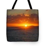 Surfers Beach Tote Bag