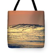 Surfers Gold Tote Bag