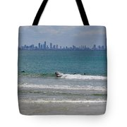Surfers Paradise  Tote Bag