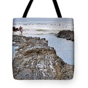 Surfers Waterways Tote Bag