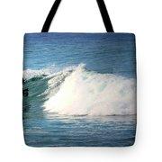 Surfing Asilomar Tote Bag