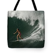 Surfing Hawaii 2 Tote Bag