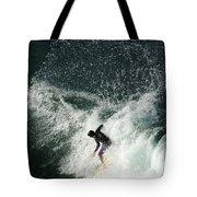 Surfing Hawaii 4 Tote Bag