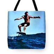 Surfing Legends 5 Tote Bag
