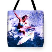 Surfing Legends 6 Tote Bag