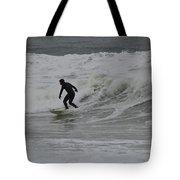 Surfing, N. Hampton Nh Tote Bag