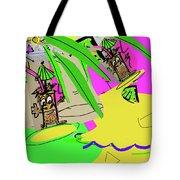 Surf's Up 2 Tote Bag